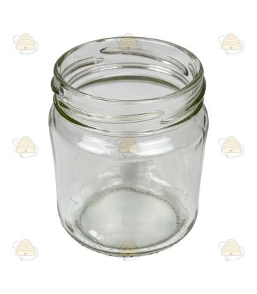 212 ml / 250 gram ronde pot, ZONDER deksel