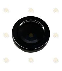 Deksel zwart, 48 mm TO, 36 stuks