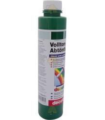 Verf groen per 750 ml voor Styropor EPS