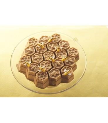 Honingraat cake