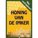 Promotiemateriaal honingverkoop