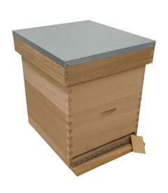 Red Cedar spaarkast bijenkasten