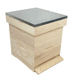 Grenen spaarkast bijenkasten